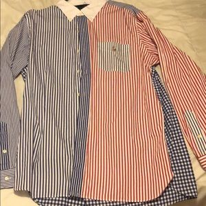 Ralph Lauren button up shirt size xl new